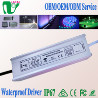 55W 20-55V output waterproof led driver 1050mA outdoor power supply