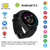 Android 5 1 Smart Watch Mobile