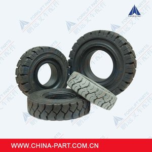 Solid Tyres for Forklift