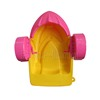 Plastic Rowing paddle boat water boat for kids