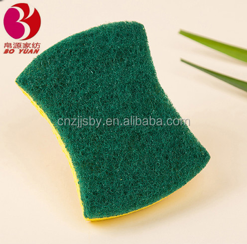 Pura Naturals Stink Free Cleaning Sponges Inhibit Bacteria. Stay Fresh NO ODOR Guarantee! Eco Kitchen / Household / Dish Sponges