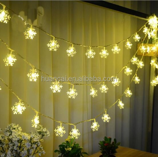 Led String Light 10M 100 led colorful outdoor decoration Christmas light