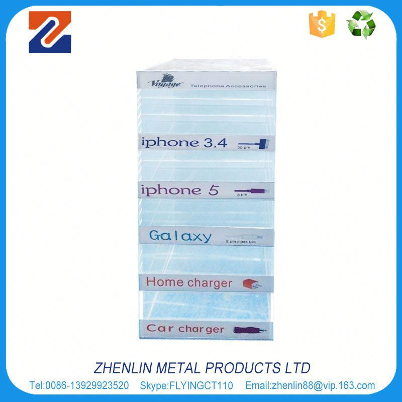 Best selling products acrylic display cell phone with great price