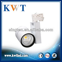 New design hot 20W CITIZEN COB LED Track light with 3years warranty