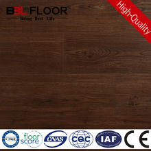 5mm Burnt Cherry Carpenter Handscrape vinyl floor edging BBL-98188-10