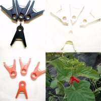 Agriculture Greenhouse Tomato Hanging Plastic Support