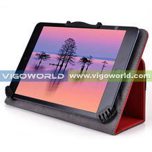 New arrival! Stand leather tablet case cover for ASUS ZenPad S 8.0