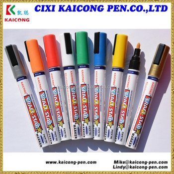 12 Colors DecoArt Acrylic Paint Marker Pens, for Paper, Glass, Metal, Canvas, Wood, Ceramic,