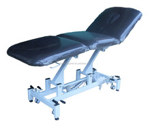 Electric massage therapy bed and 3 section height adjustable electric facial bed for sale CY-C108