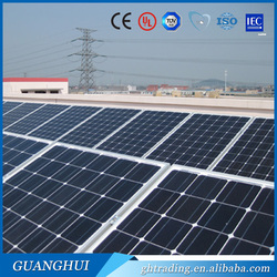 solar panel 300w mono price per watt monocrystalline silicon solar panel
