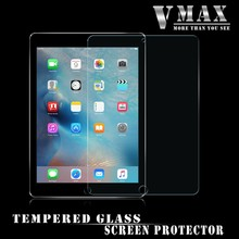 Wholesale alibaba anti shock anti fingerprint 9H tempered glass screen protector for Apple ipad air 3 /mini 4