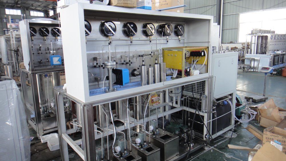 High quality Supercritical CO2 Extraction Machine
