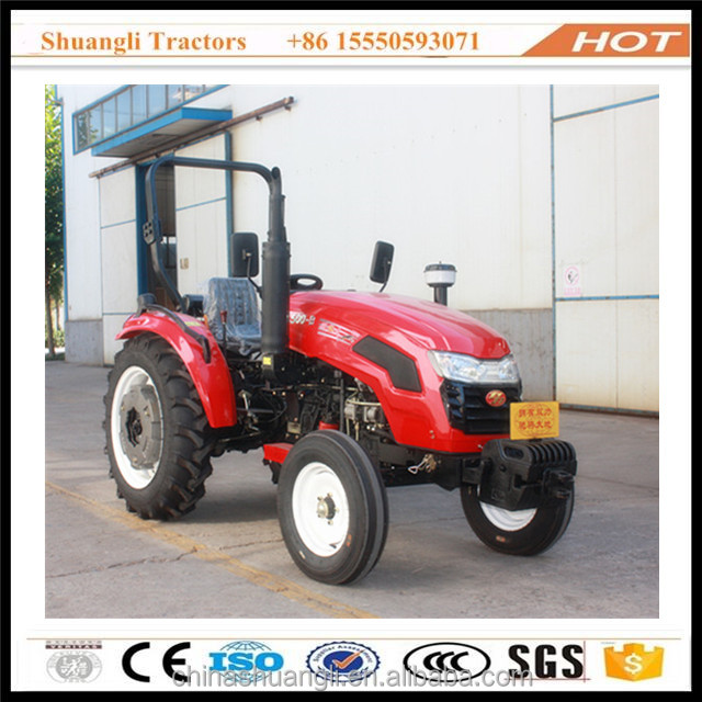 Multi-purpose machine front loader end tractor SL500-B for farming
