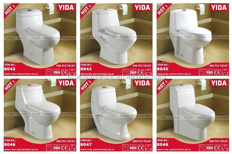 Ceramica wc bagno di vendita superiore esportazione wc - Tazza del bagno prezzo ...