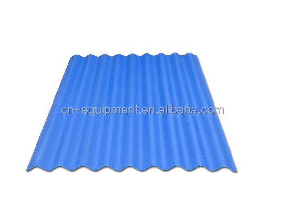 plastic sheet roofing prices/raw material for corrugated roofing sheet