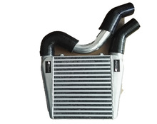 1hdfte front mount intercoolers for landcruiser 100/105 series 1hd-fte