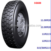 Chinese truck tire 315/80r22.5, 12r22.5, 11r22.5