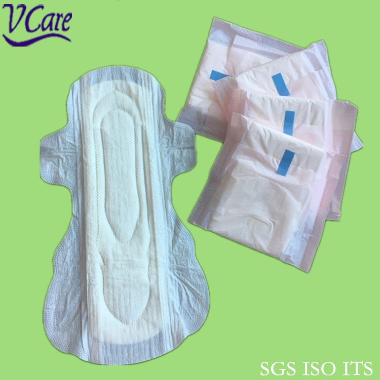Quanzhou Maxi/Super Type and Winged Shape adult sanitary pads