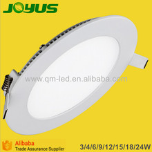 china supplier alibaba express ip65 12w led downlights