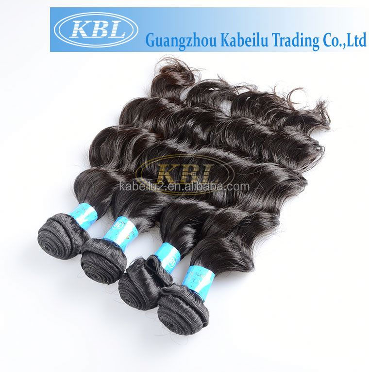 Attractive processed brazilian hair wholesale bobbi boss hair
