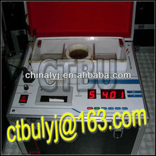 high voltage transformer oil testing, oil breakdown voltage test set