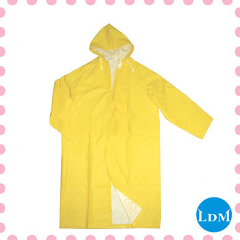 cheap rubber raincoat