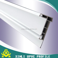 china factory for PVC window and door profile extrusion /low PVC profile window price /PVC window profile scrap