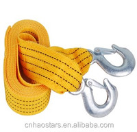 Auto Emergency 3 Tons Towing Rope for Car and bus Auto