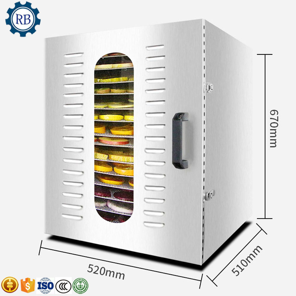 Professional 2019 home use Small Vegetable Fruit Food Vacuum Dryer/Freeze drying machine