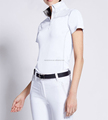 Hot sale Customized original new design polyester equestrian polo shirts