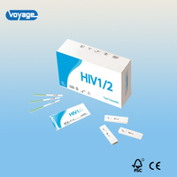 high quality lab reagents one step rapid test hiv rapid test kits