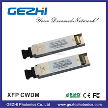 10Gbps 80km XFP CWDM Wavelength 1470~1610nm with LC connector