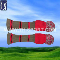 Customized Golf Club Knit Head Cover