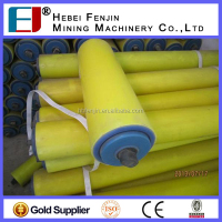 wearproof carrier rollers for nylon roller
