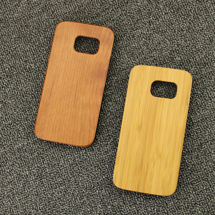 Protective wood case cover,mobile phone shell, cell phone case for samsung s7