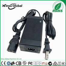 lead-acid battery charger 48V 36V 24V 12V 1A 2A 3A 4A CC~CV charge mode with UL cUL FCC PSE CE GS LVD SAA RCM C-tick.etc