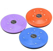 Pilates Waist Twist Foot Exercise Disc Trainer Board