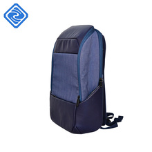 Latest Fashionable Oxford Men Leather Custom Designer Backpack