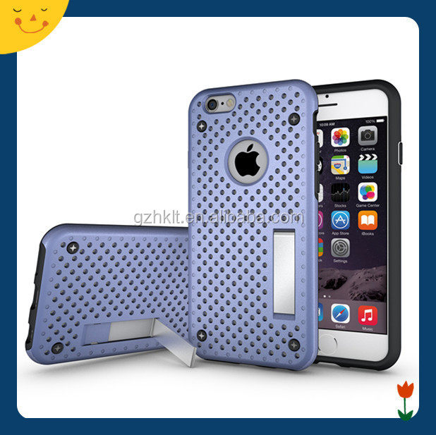 China wholesale! High quality mesh combo net case for Apple iphone 6