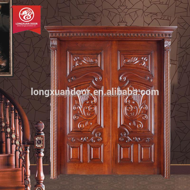 Teak Wooden Main Door Designs Wood Glass Door Design Wood Panel Door Design