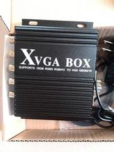 Hot sale : Industrial video converter XVGA BOX/RGB to VGA RGBS to VGA -RGBHV to VGA GBS-8219