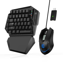 Gamesir VX AimSwitch keypad and mouse combo PS4 console for all games