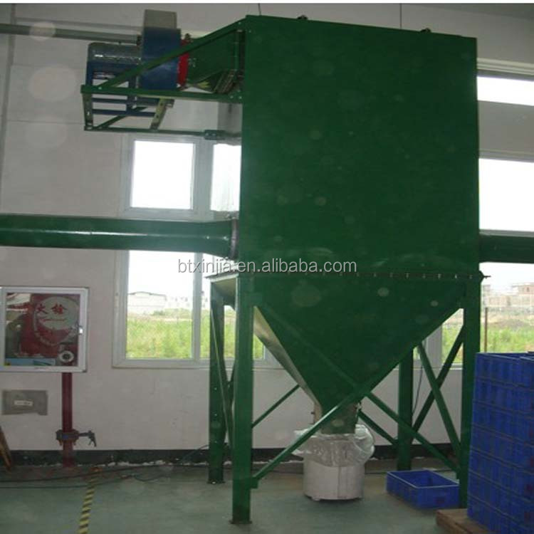 energy saving for Bag dust collector Dust extractors and Dust removal system