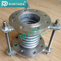 Factory sale high quality stainless steel corrugated compensator