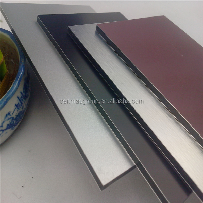 best price decorative kitchen wall panel, acm acb sheet materials, linyi aluminum composite panel