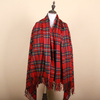 100 Wool Throw British Tartan Home
