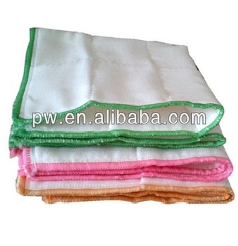 100% Cotton Baby Face Towel Cotton Gauze Towel Kitchen Cheesecloth
