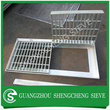 Hot dipped drainage cover/manhole cover/galvanized steel gratings