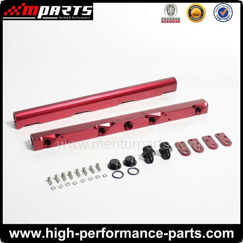 High Performance Fuel Rail Kit Billet Racing Fuel Rail Kit for LS2