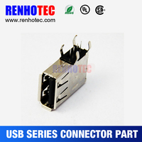 USB Type and Male and Female Gender 2 pin 12v connector